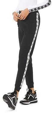 MICHAEL Michael Kors Mesh Jogger Pants