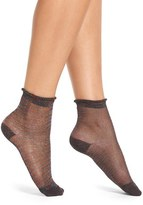 Free People Glimmer Oasis Ankle Socks