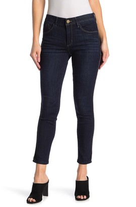 Democracy AB Tech High Rise Ankle Jeans