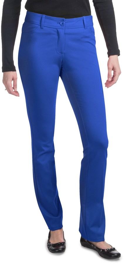 Amanda + Chelsea Ponte Baby Boot Pants (For Women)