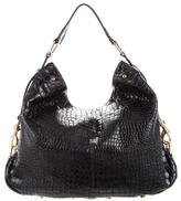 Rebecca Minkoff Embossed Leather Hobo