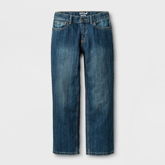 Cat & Jack Boys' Relaxed Straight Jeans - Cat & JackTM