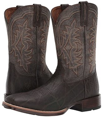 Ariat Ryden Ultra (Chocolate Elephant Print/Soft Chocolate) Cowboy Boots
