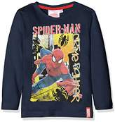 Spiderman Boy's Nyc to the Rescue T-Shirt
