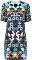 Peter Pilotto geometric print dress