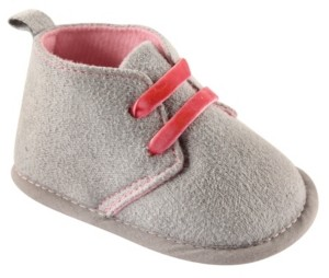 Luvable Friends Desert Boots, 0-18 Months
