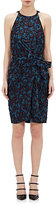 Lanvin WOMEN'S TWILL JACQUARD SLEEVELESS DRESS