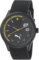Puma Men's Motor PU102731003 Polyurethane Quartz Watch with Dial