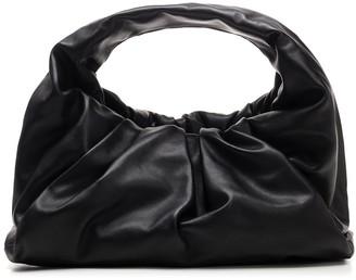 Bottega Veneta Gathered Open Top Shoulder Bag
