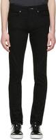 McQ by Alexander McQueen Black Strummer 01 Jeans