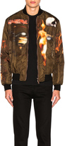 Givenchy Heavy Metal Bomber Jacket