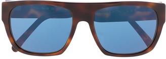 L.G.R Tripoli Havana square sunglasses