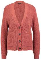 MBYM COMIX Cardigan copper brick