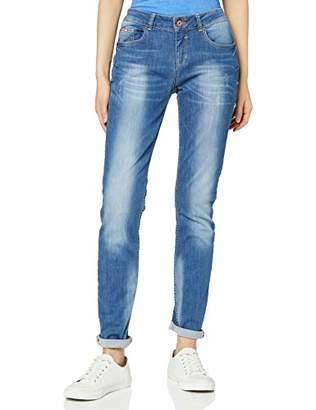 H.I.S Women's Monroe Skinny Jeans (Close-Fitting Leg),W31/L31