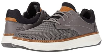 Skechers Moreno - Zenter (Black/Tan) Men's Shoes