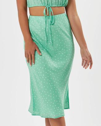Charlie Holiday Stellar Skirt