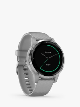 Garmin vivoactive 4S Smartwatch 40mm with Silicone Band