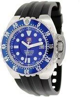 Luminox Men's Deep Dive 1513 Rubber Swiss Quartz Watch