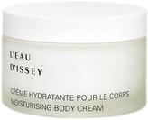 Issey Miyake L'Eau d'Issey Moisturizing Body Cream