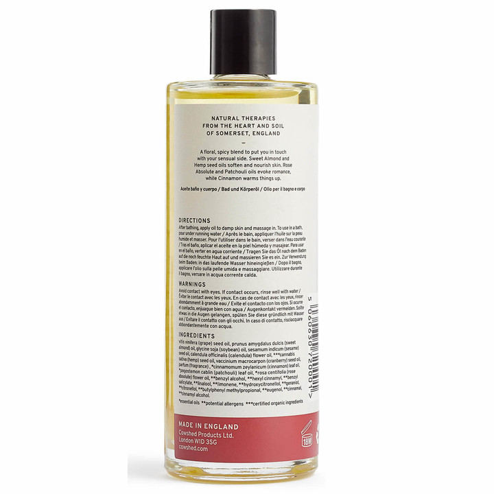 Thumbnail for your product : Cowshed COSY Comforting Bath & Body Oil 100ml