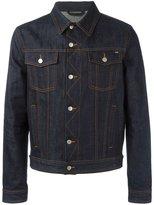 Ami Alexandre Mattiussi denim jacket - men - Cotton - L
