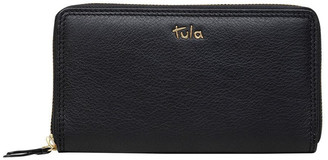 Tula Originals Zip Around Wallet