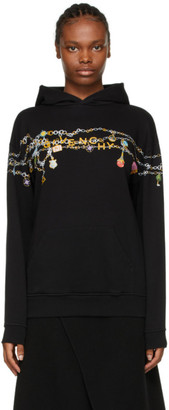 Givenchy Black Charms Hoodie