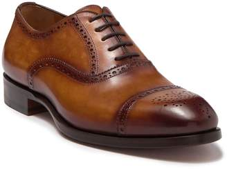 Magnanni Elliot Water-Resistant Leather Oxford