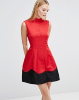 AX Paris Wave Skater Dress
