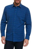 Robert Graham Men's Dev Classic Fit Sport Shirt
