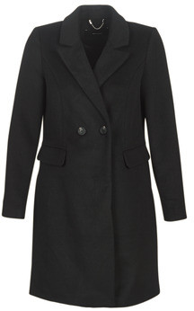 Vero Moda VMNORAMILLE women's Coat in Black