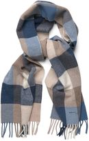 Gant Multicheck Lambswool Scarf