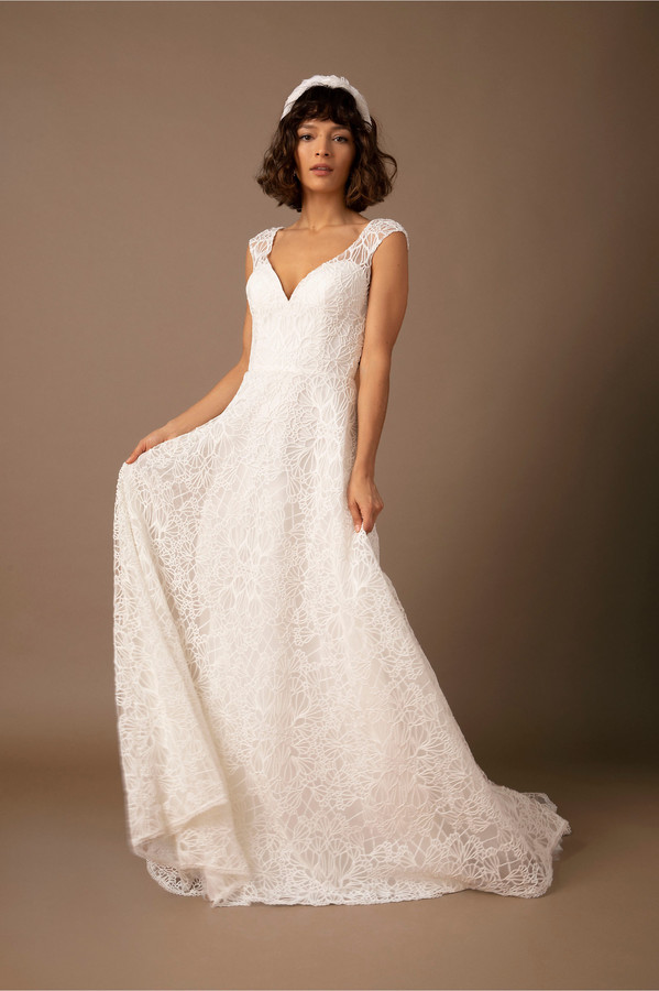 BHLDN Rockland Gown