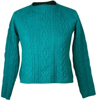 Max & Co. Turquoise Wool Knitwear for Women
