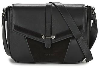 Nat & Nin PAOLA women's Shoulder Bag in Black