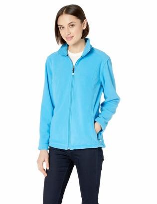 Clementine UltraClubs Women's ULTC-8498-Micro Fleece Full-Zip Jacket