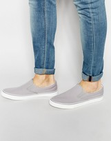 Brave Soul Slip On Sneakers