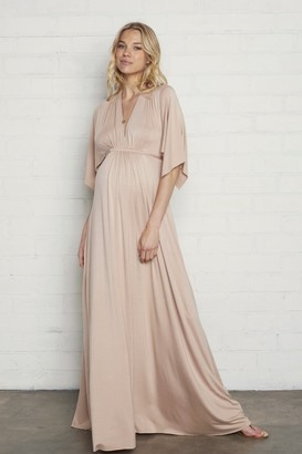 Maternity Long Caftan Dress