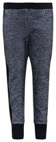 Dolce & Gabbana Black and White Tweed Trousers