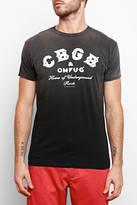 Original Retro Brand CBGB Graphic Short Sleeve T-Shirt