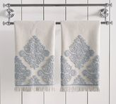 Pottery Barn Isella Jacquard Hand Towels