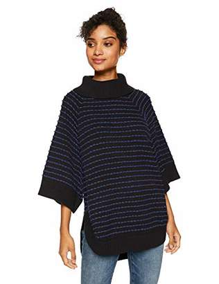 Cable Stitch Women's Textured Turtleneck Tunic