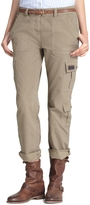 Brooks Brothers Cotton Canvas Cargo Pants