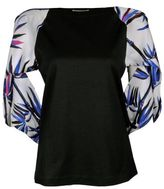 Emilio Pucci Long Sleeve T-shirt