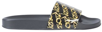 Versace Logo Slides
