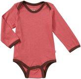 Baby Soy L/S Basic Bodysuit - Blossom-0-3 Months