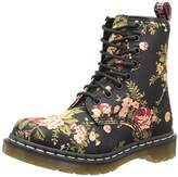 Dr. Martens Women's 1460 Re-Invented Victorian Print Lace Up Boot - 3 F(M) UK / 5 B(M) US