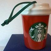 Starbucks 2016 Christmas NY Logo Ornament