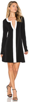 BCBGeneration City Dress in Black & White. - size XS (also in )