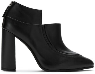 Studio Chofakian Leather Boots
